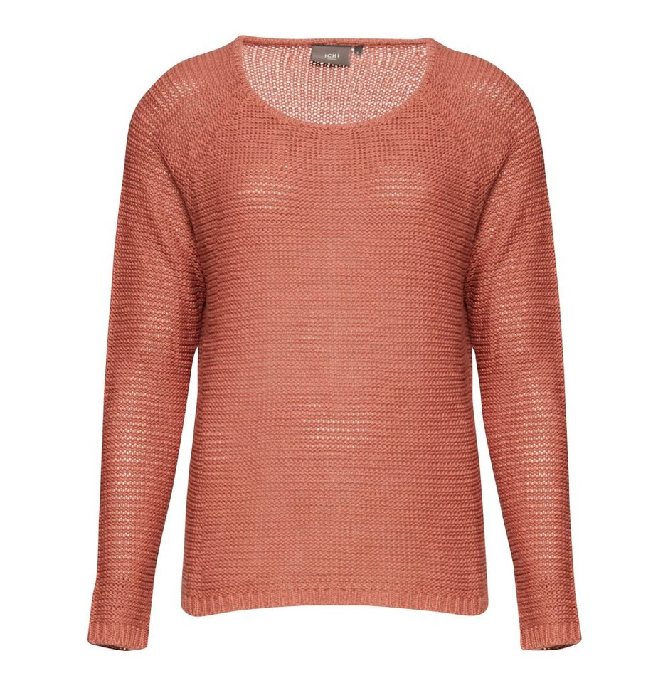 ICHI Pullover in Rot
