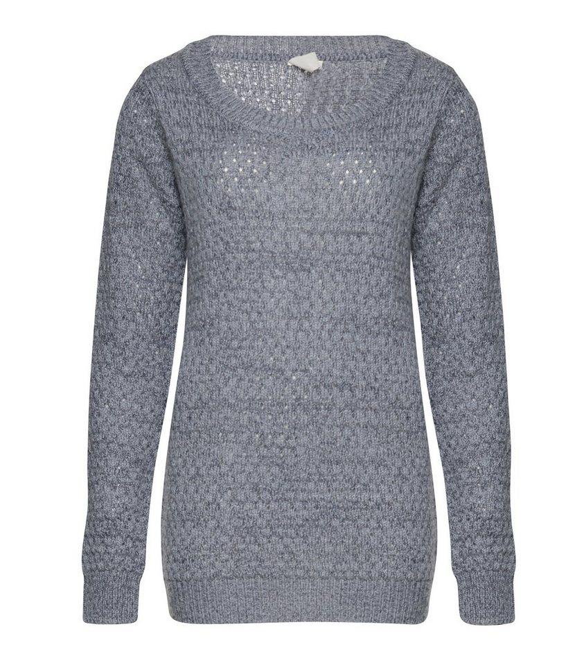 ICHI Pullover in Blau