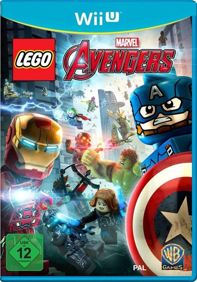 Warner Games Wii U - Spiel »LEGO Marvel Avengers«