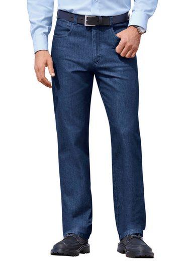 Classic Jeans mit elastischem Komfortbund
