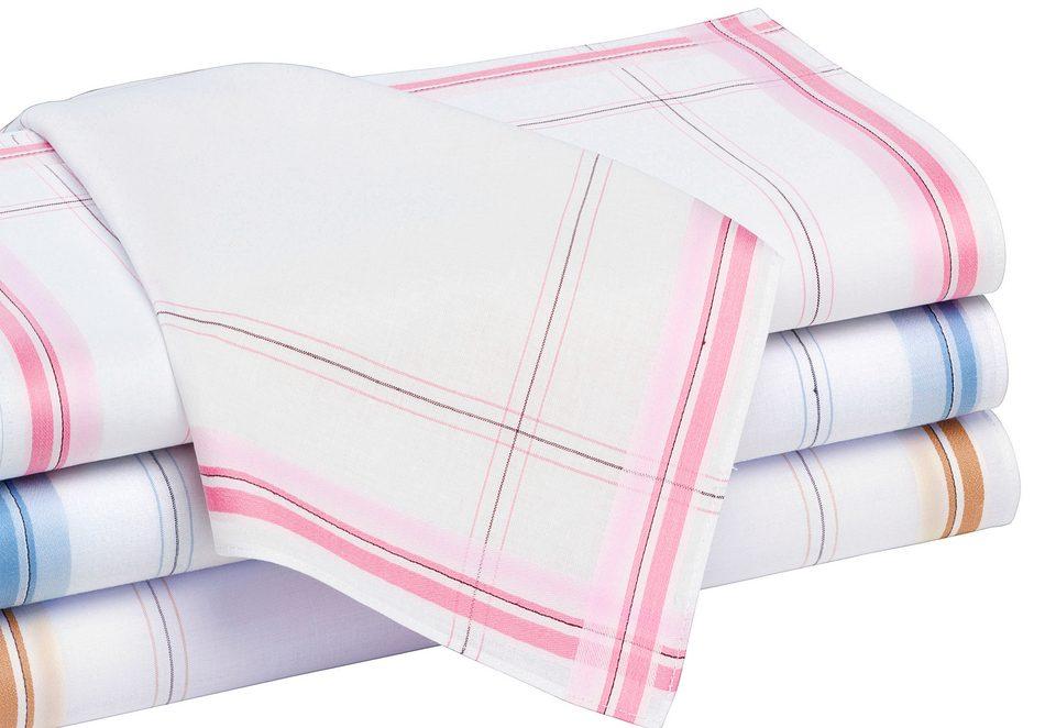 Damen-Taschentücher (12 Stck.)