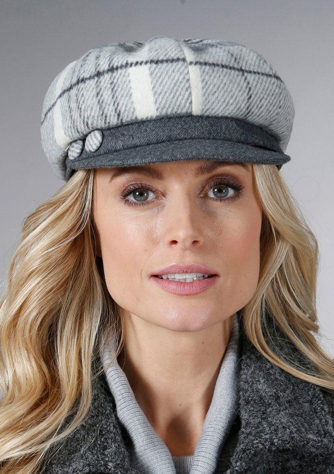 Mütze, Wegener in grau