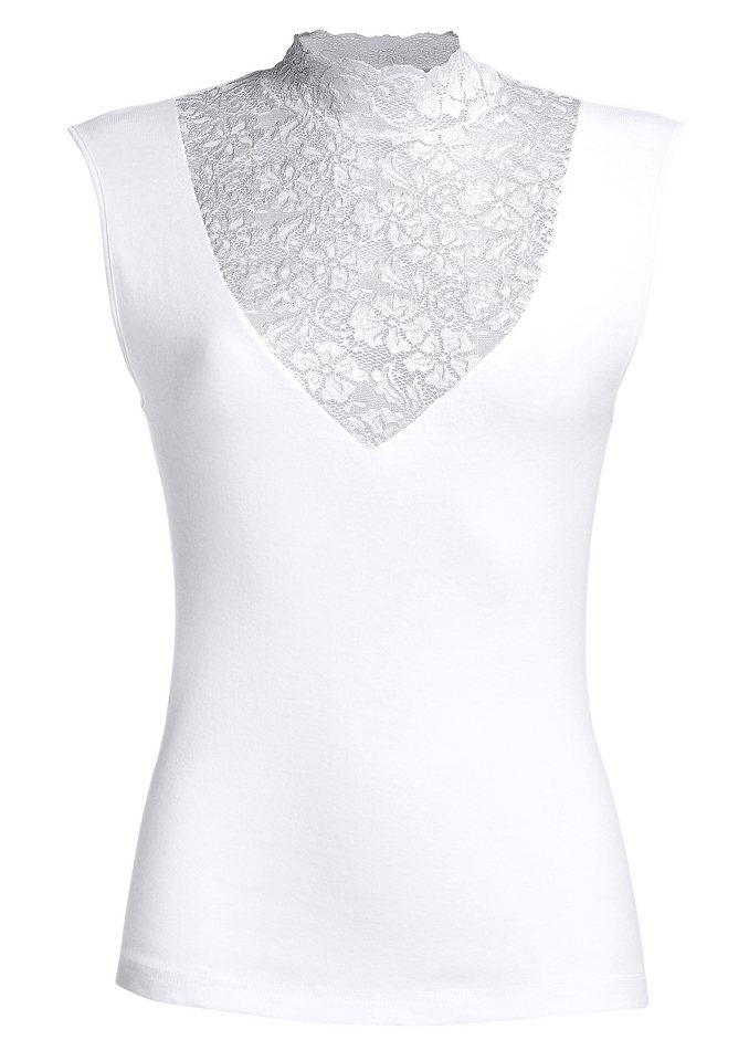 Blazershirt, Nina von C. in weiß