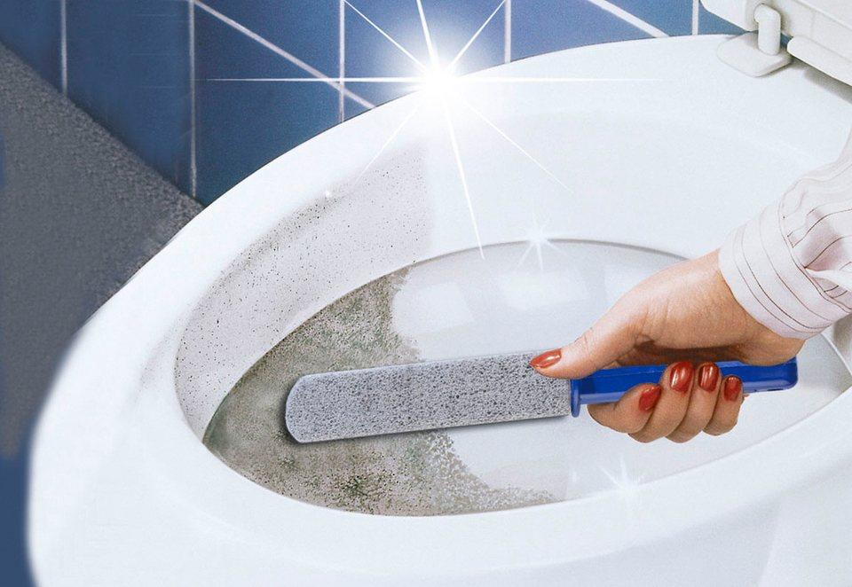 Bimsstein-WC-Reiniger