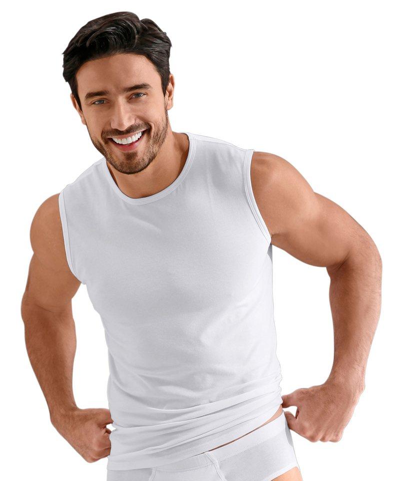 Shirt, Kings Club (2 Stck.) in weiß