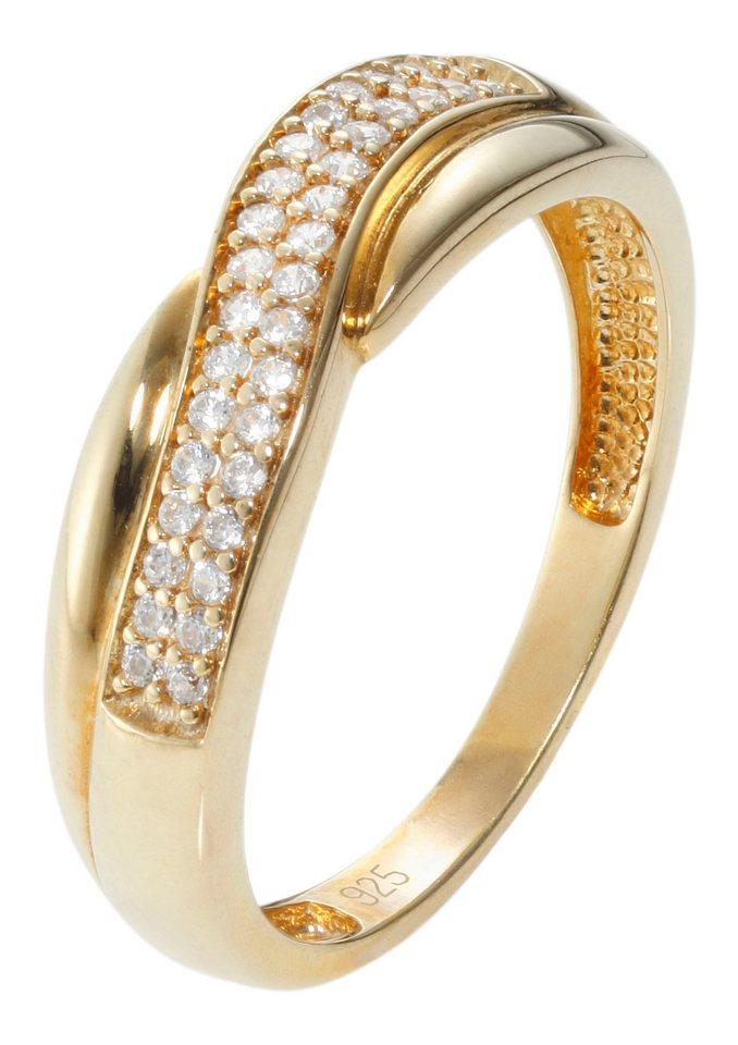 Ring in goldfarben