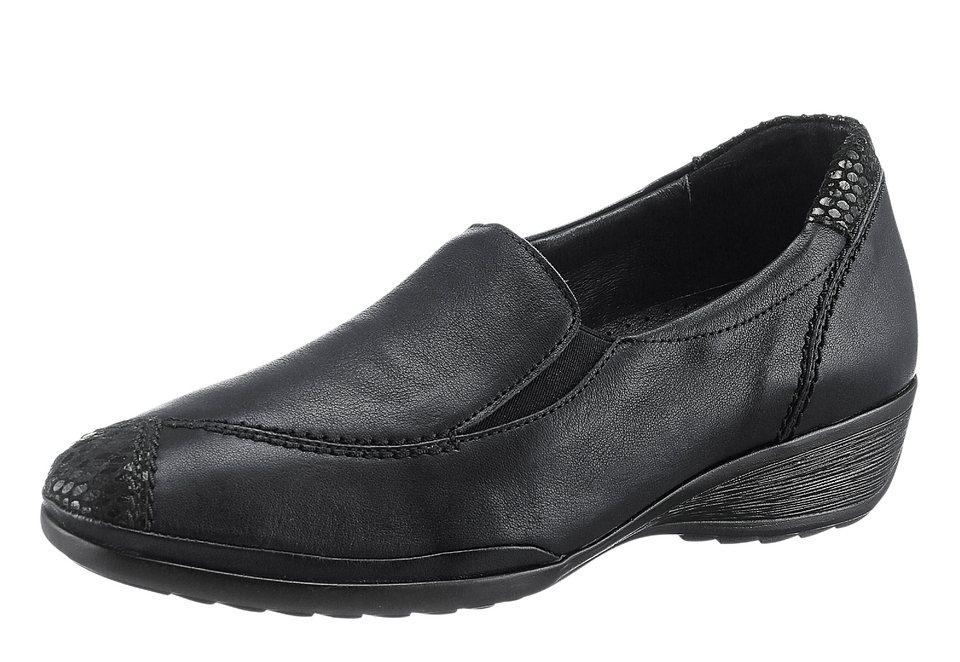 Airsoft Slipper mit rutschhemmender TR-Laufsohle in schwarz