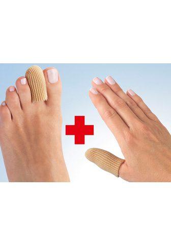 Finger- ir Zehenkappen (6 vnt.)