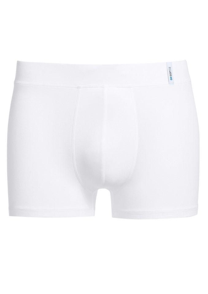 Pants, Schiesser in weiß