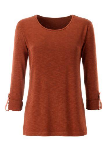 Ambria Shirt aus Flammgarn