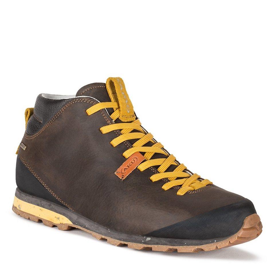 AKU Freizeitschuh »Bellamont FG Mid GTX Shoes Unisex« in braun