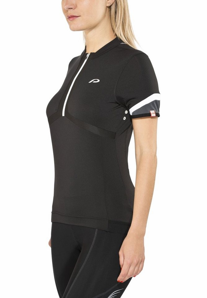 Protective Radtrikot »High P Shirt Women« in schwarz
