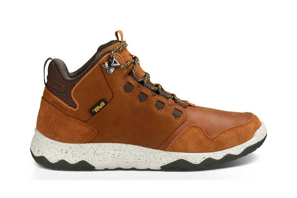 Teva Freizeitschuh »Arrowood Lux Mid WP Shoes Men« in braun
