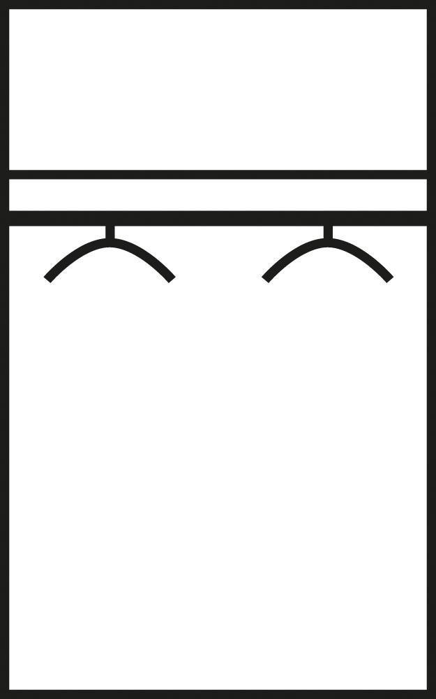 Wimex Kleiderschrank »New York« | Schlafzimmer > Kleiderschränke > Drehtürenschränke | Hell - Weiß | Leinen | Wimex