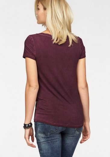 Laura Scott T-Shirt, mit Motivstickerei: Eichhörnchen