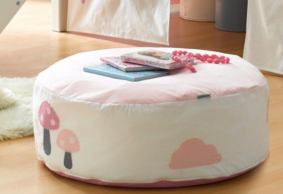 hoppekids sitzsack eule online kaufen otto. Black Bedroom Furniture Sets. Home Design Ideas