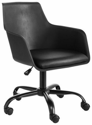 Bürostuhl »Lonny«, mit gepolstertem Sitz