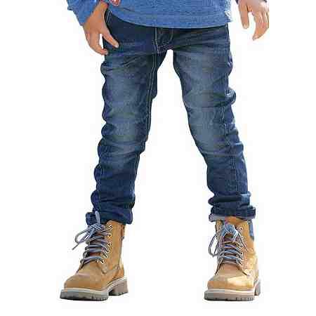 s.Oliver RED LABEL Junior Loose-fit-Jeans mit schmalem Bein