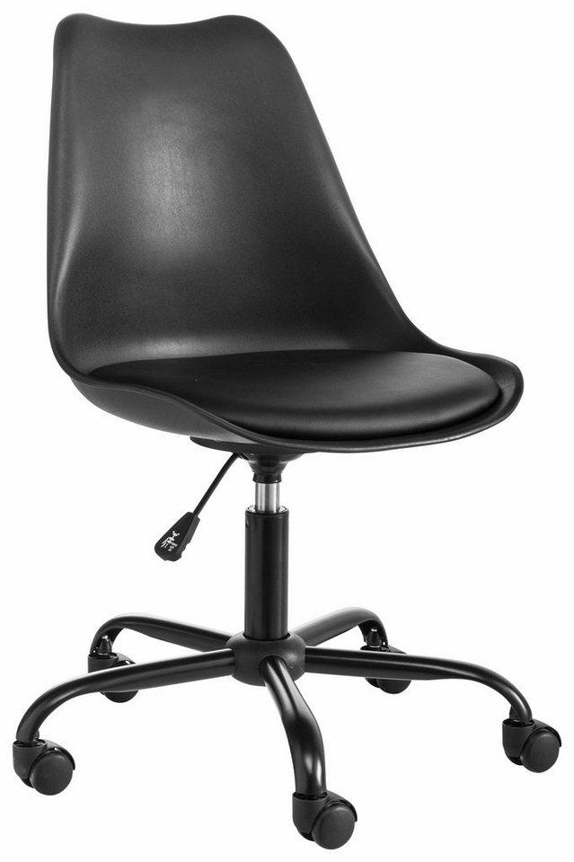 b rostuhl donny mit gepolstertem sitz kaufen otto. Black Bedroom Furniture Sets. Home Design Ideas