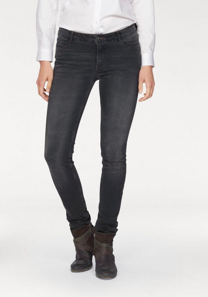 Colorado Denim Slim-fit-Jeans »Lana« in grey