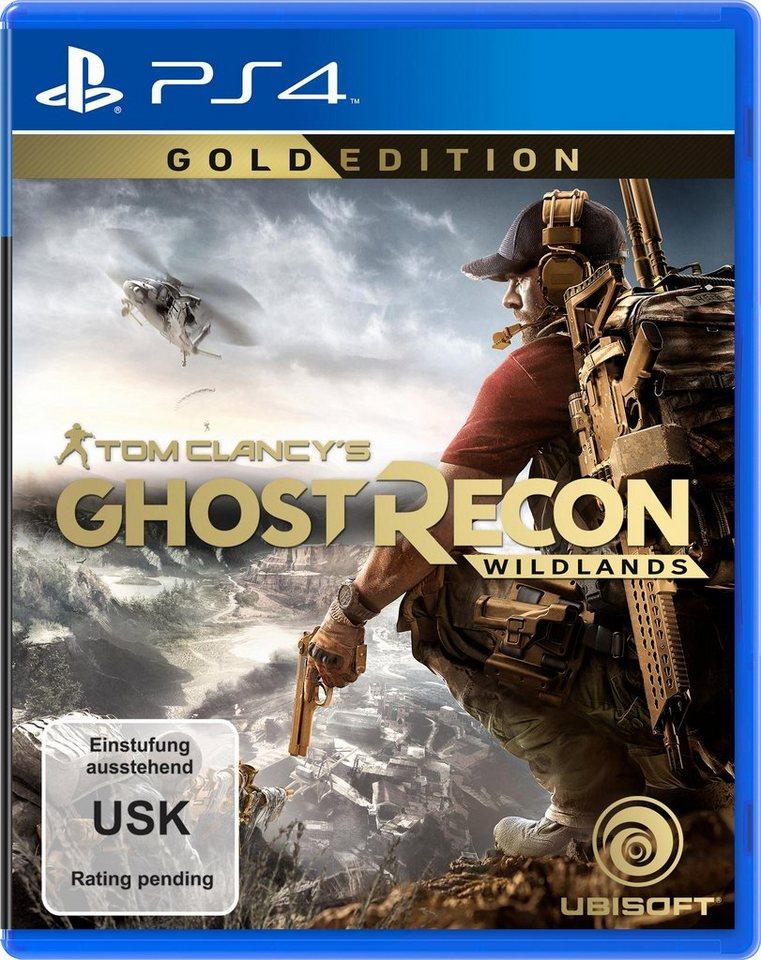 Tom Clancy's Ghost Recon Wildlands Gold Edition PlayStation 4