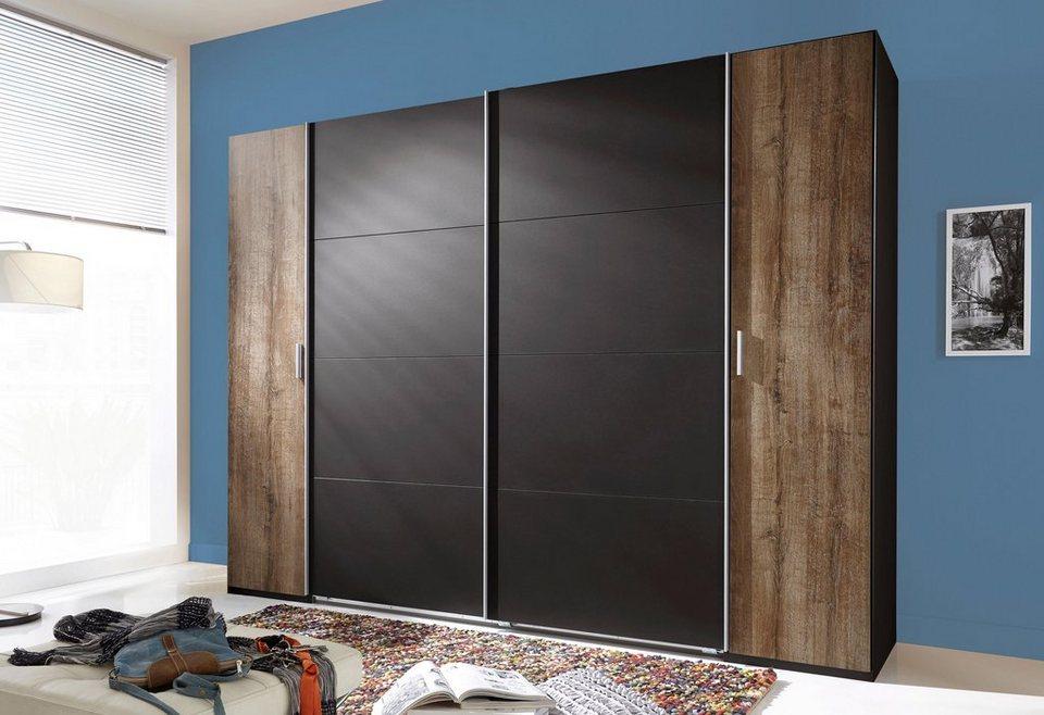 Kleiderschrank weiß schiebetüren spiegel  Kleiderschrank Schiebetüren Spiegel | rheumri.com