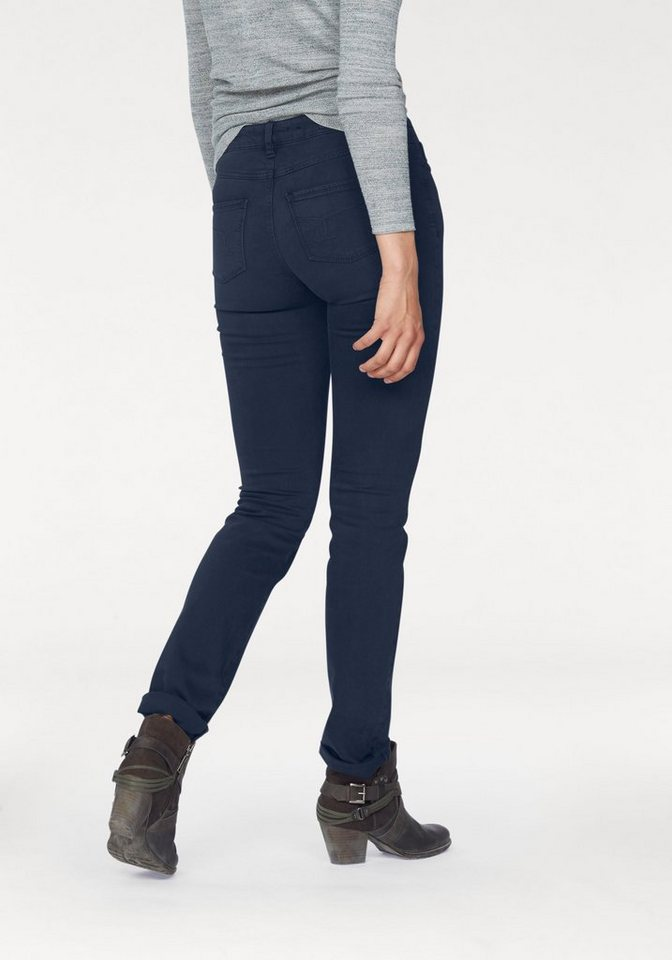 Colorado Denim 5-Pocket-Jeans »Layla« Colored Jeans in navy