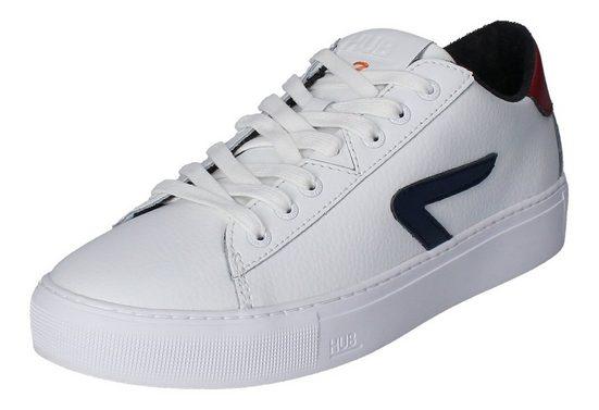 HUB »HOOK Z -STICH L31« Sneaker White Blue