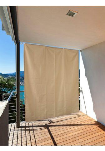 hecht international Senkrechtmarkise BxH: 140x230 cm beige...
