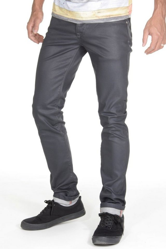 Bright Jeans Jeans Slim Fit in anthrazit