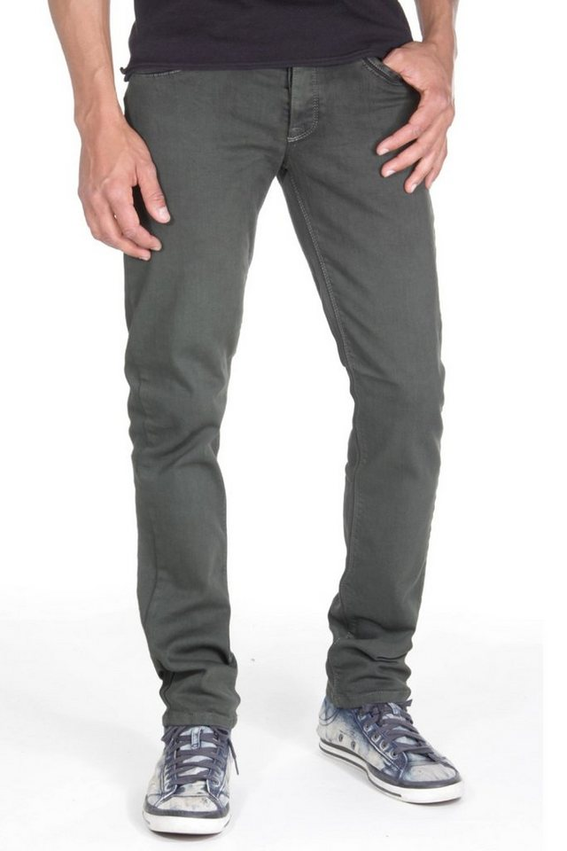 Bright Jeans Jeans Slim Fit in olive