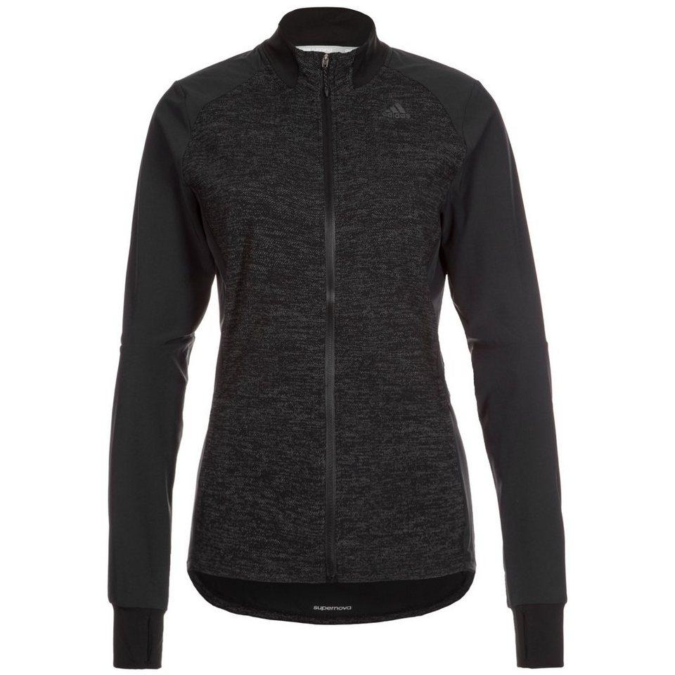 adidas Performance Supernova Storm Laufjacke Damen in schwarz