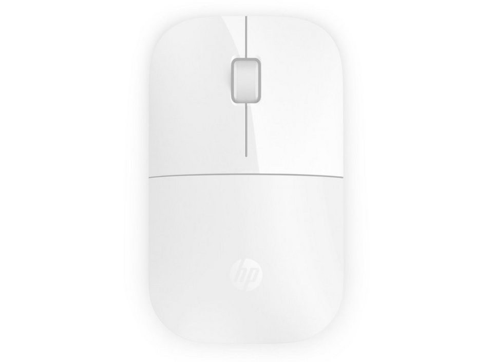 HP Maus »Z3700 WHITE WIRELESS MOUSE«