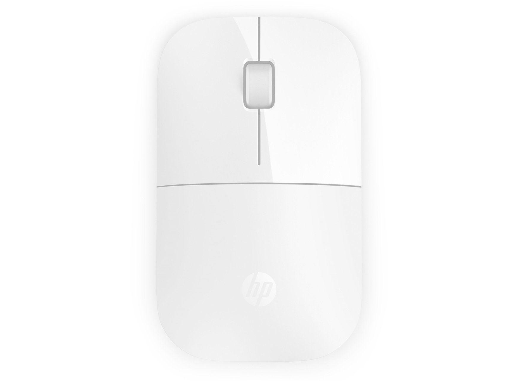 HP Wireless Maus »Z3700 weiß«