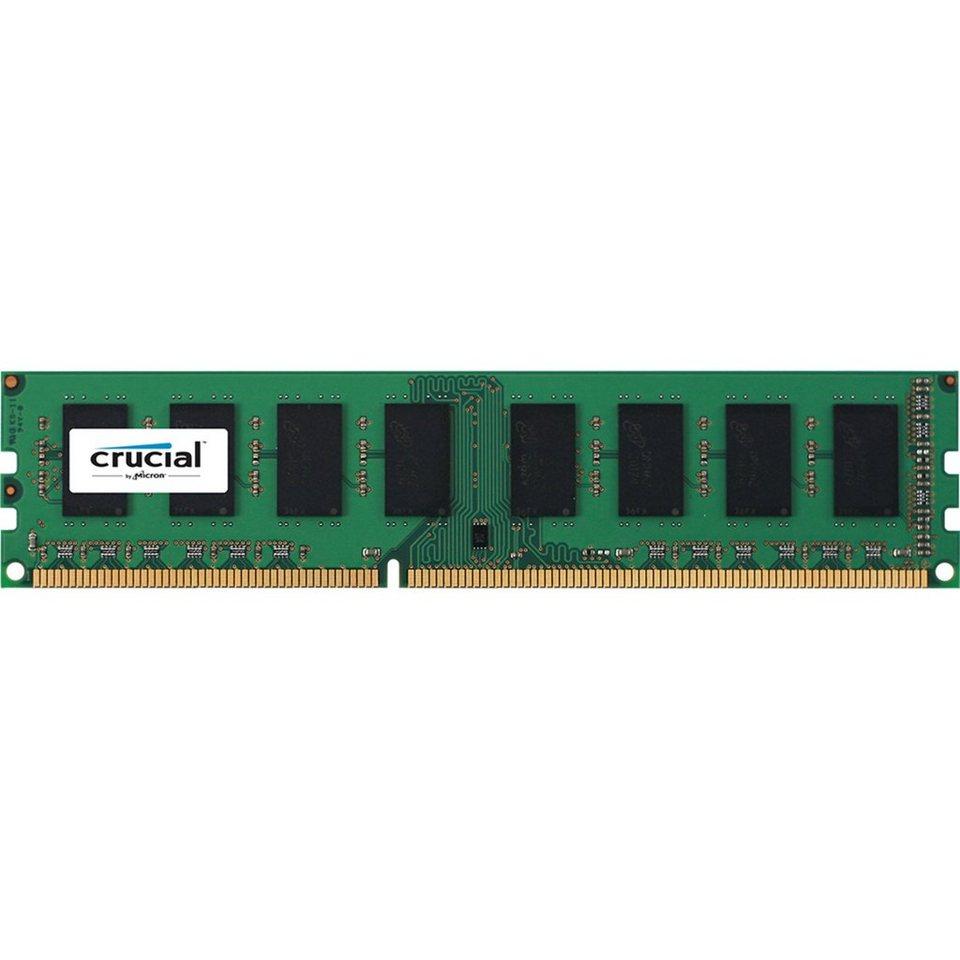 Crucial Arbeitsspeicher »DIMM 8 GB DDR3L-1600«