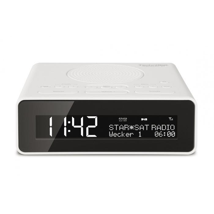 TechniSat DAB+/UKW »DigitRadio 51« in weiß