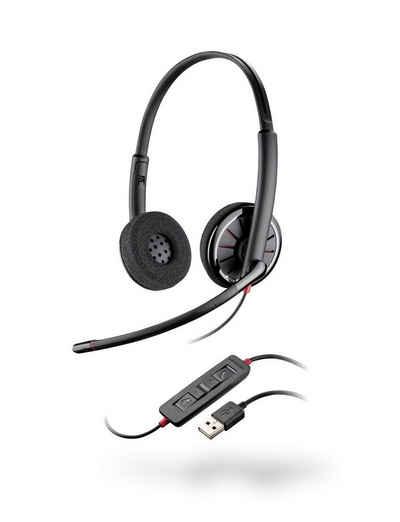 Plantronics Headset »Headset Blackwire USB C320 binaural«