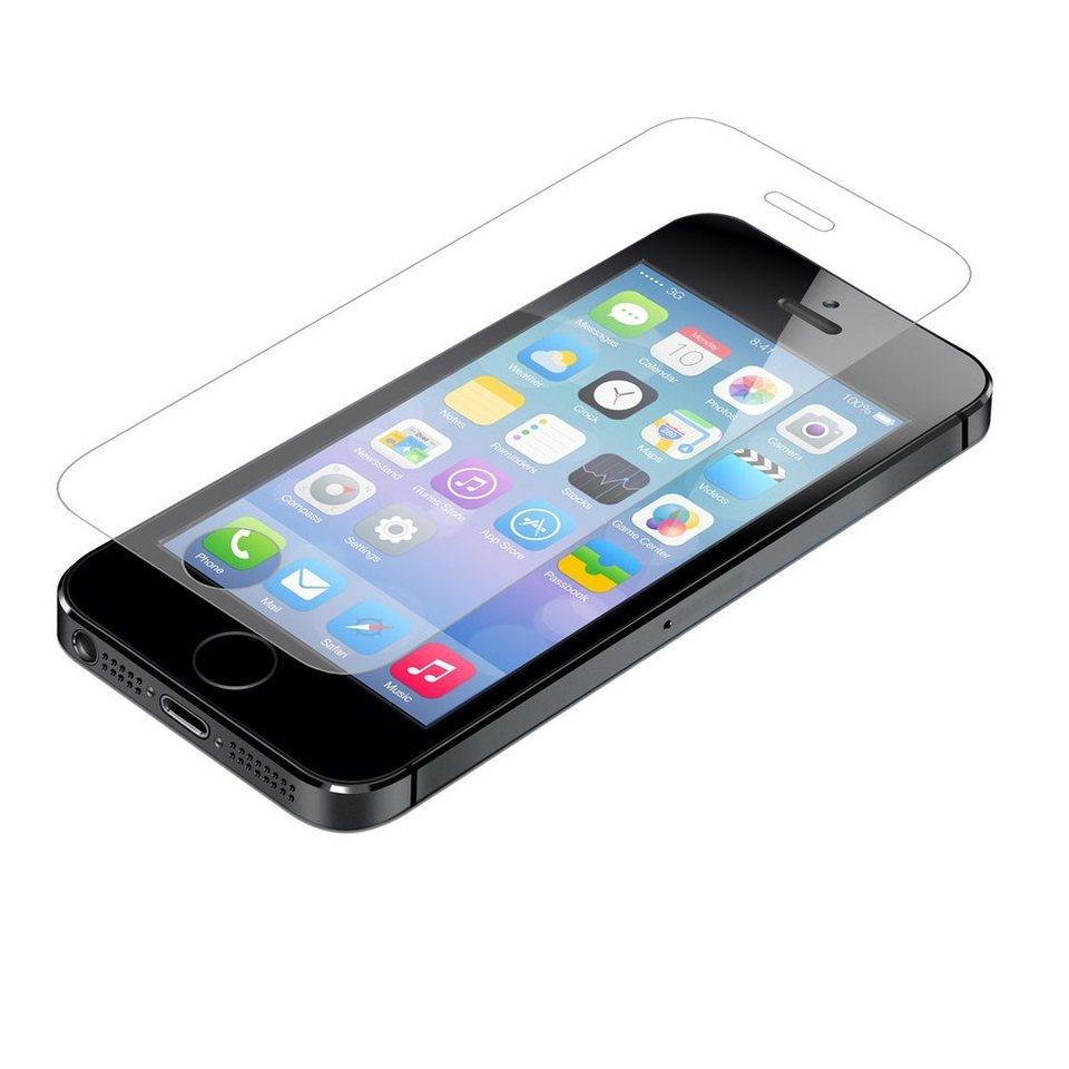 invisibleSHIELD Folie »Glass Displayschutz für Apple iPhone SE« in Transparent