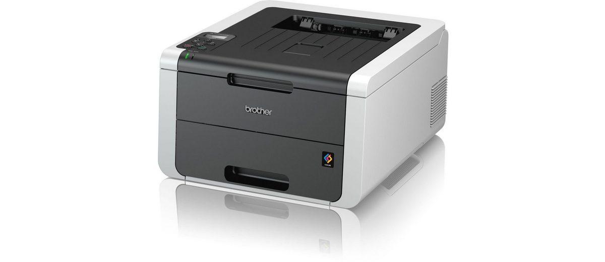 Brother Farblaserdrucker »HL-3152CDW Farb-LED-Drucker«
