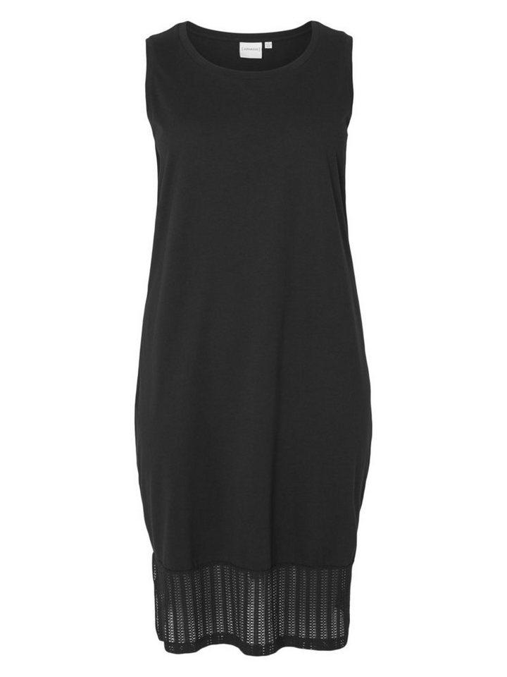 JUNAROSE Midi- Kleid in Black