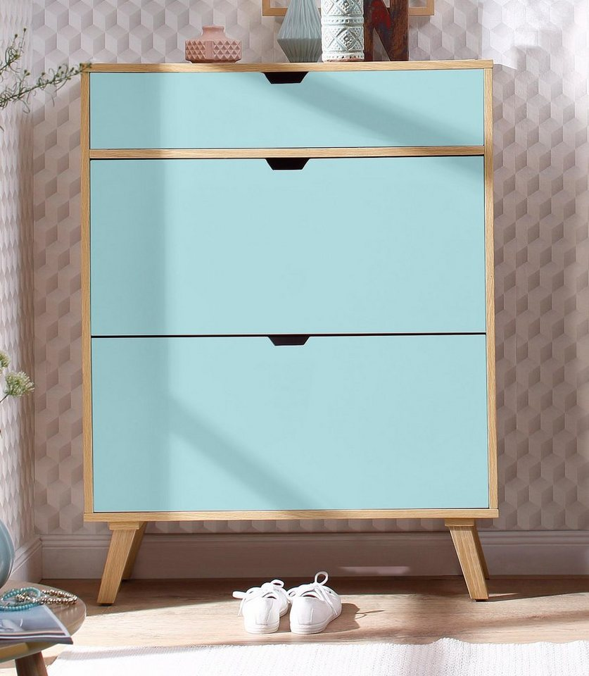 home affaire schuhkommode pastel online kaufen otto. Black Bedroom Furniture Sets. Home Design Ideas