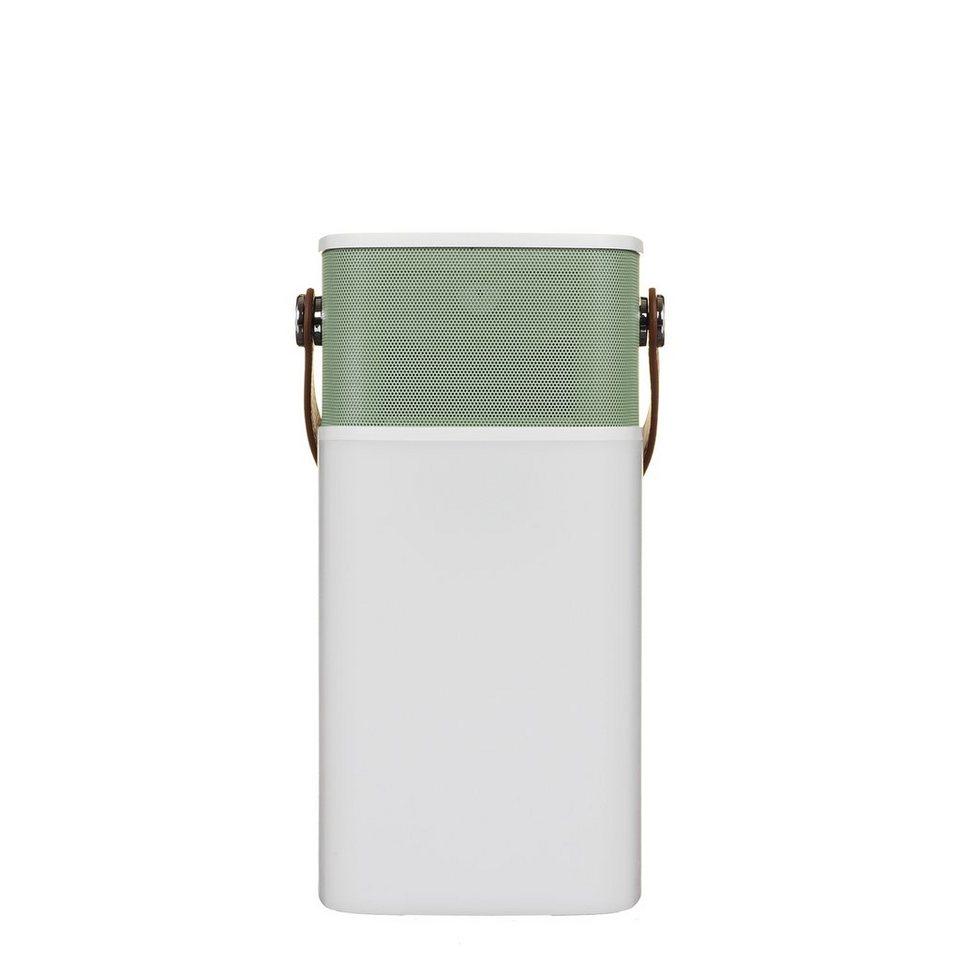 Lava Tragbarer Bluetooth-Lautsprecher mit Raumbeleuchtung »BrightSounds« in Grün