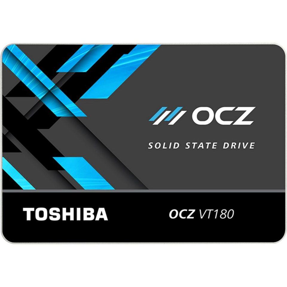 OCZ Solid State Drive »VTR180-25SAT3-480G 480 GB«