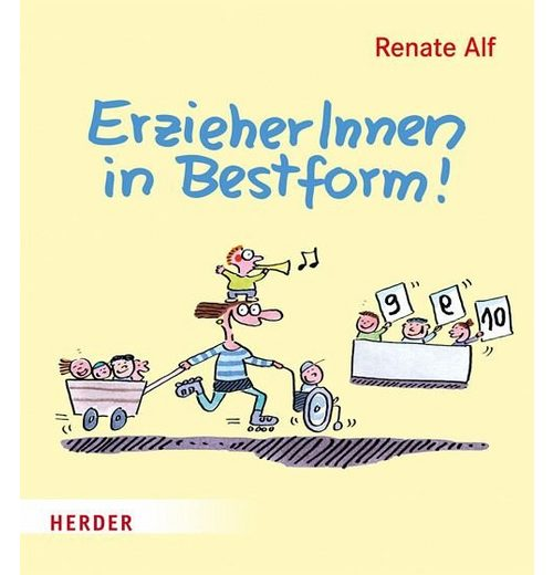 Gebundenes Buch »ErzieherInnen in Bestform!«