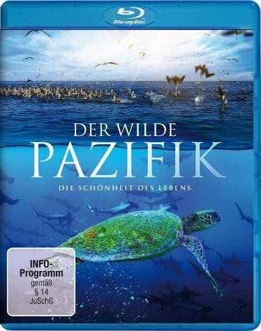 Blu-ray »Der wilde Pazifik- Die Schönheit des Lebens«