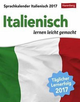 Kalender »Sprachkalender Italienisch 2017«