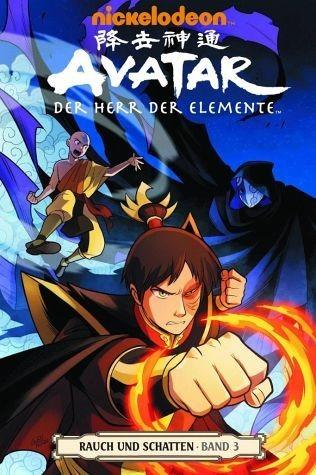 Broschiertes Buch »Avatar: Der Herr der Elemente Comicband 13«