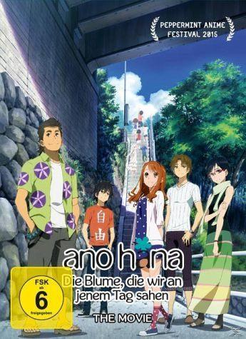DVD »AnoHana - Die Blume, die wir an jenem Tag...«