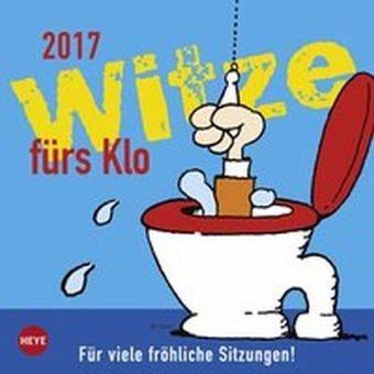 Kalender »Witze fürs Klo 2017«