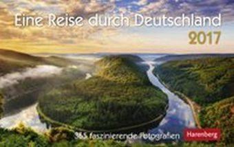Kalender »Eine Reise durch Deutschland 2017«